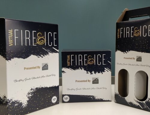 Project Spotlight: Fire & Ice Ball