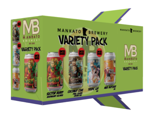 Customer Feature: Mankato Brewery New Brews + Spring Events