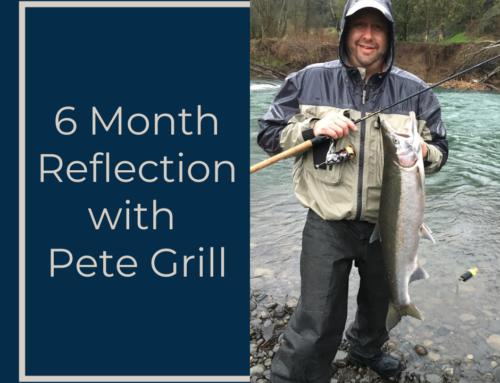 Employee Spotlight: Pete Grill Looks Back on 6 Months